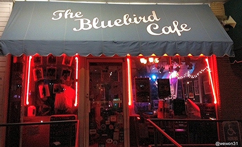 Bluebird Cafe, Nashville, TN