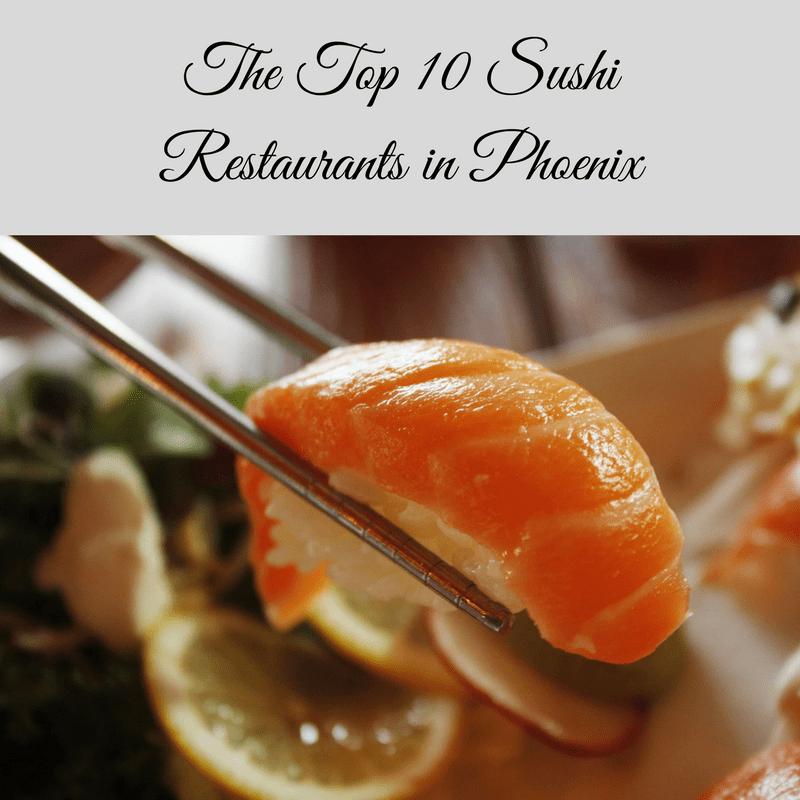 Best Sushi Restaurants 2017